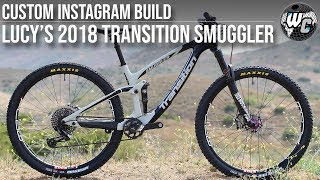 (Auction) Custom Instagram Build: Lucy's 2018 Transition Smuggler