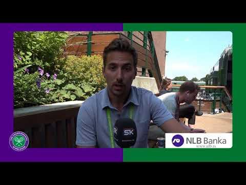 Pomozite Bakiju: Vimbldonska Priča Ili Nepotrebna Informacija? | SPORT KLUB Tenis