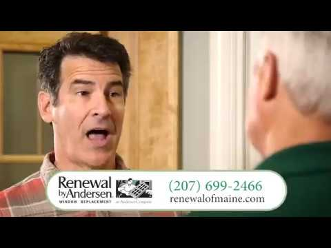 Why choose Renewal by Andersen to replace your windows