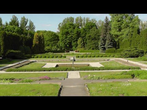 Ogród Botaniczny UAM W Poznaniu. Botanic Garden.