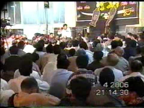 Na Puchiyee Ke Kya Hussain Hai-piyare Khan video