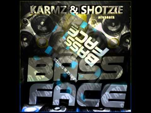 DJ KARMZ MC KOLAPSE & MC YARNO BASS FACE MOVEMENTZ RADIO 2013.