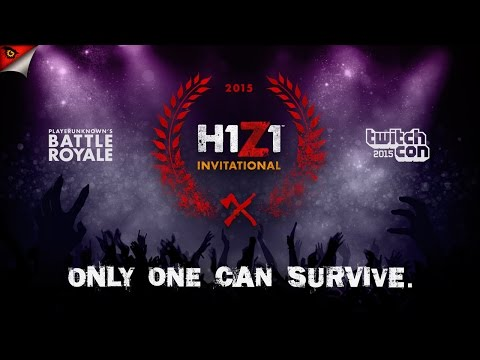 H1Z1 Invitational Broadcast [Official Video]