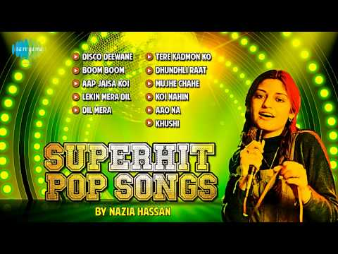 Best Of Nazia Hassan | Superhit Pop Songs | Disco Deewane video