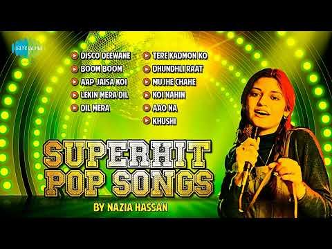 Best of Nazia Hassan   Superhit Pop Songs   Disco Deewane