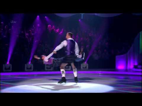 Dancing on Ice 2014 R3 - Beth Tweddle