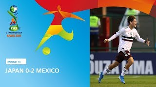 Japan v Mexico Highlights - FIFA U17 World Cup 2019 ™