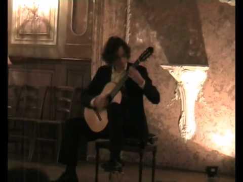 Ginastera Sonata Op.47 - IV. Mvt. / Michal Svoboda