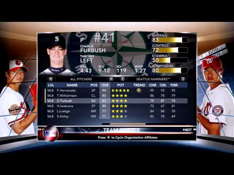 MLB 2K13  30 Teams Active Roster