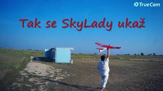 RC větroň SkyLady