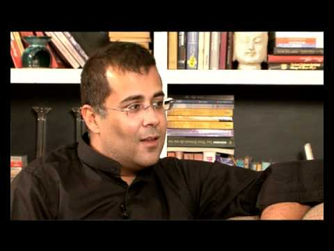 Revolution 2020 to be made into a Movie - Chetan Bhagat Exclsuive Interview