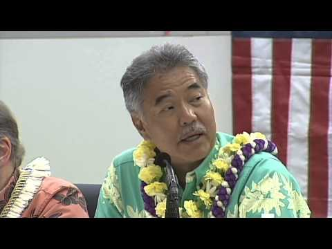 PART 6 - Economy & Ag - Governor Candidate Forum in Waimea (July 23, 2014)