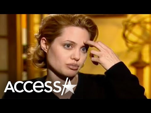 Outspoken Angelina Jolie Video