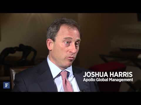 Apollo's Joshua Harris: Get Rich From Europe's Bank Troubles