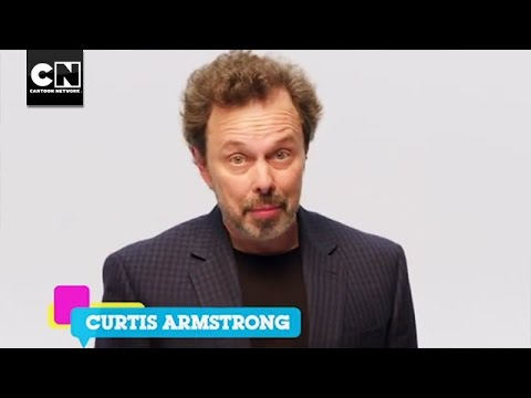 Stop Bullying: Speak Up I Curtis Armstrong I Cartoon Network video