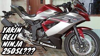 7 KEKURANGAN KAWASAKI NINJA 250SL!!!