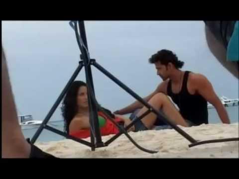Hrithik Roshan and Barbara Mori hot photoshoot