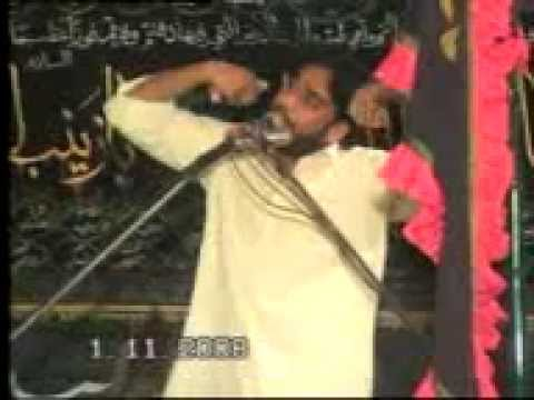 Zakir Waseem Abbas Boloch video