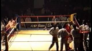 Tony Trimble vs Humphrey Harrison (Pt.1 of 2) Super Welterweight WKA
