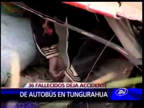 ACCIDENTE EN LA LAGUNA DE YAMBO PARTE 2
