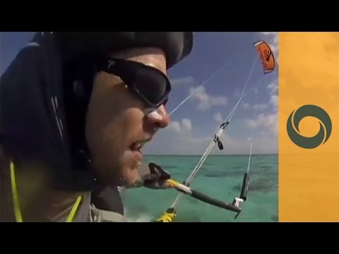 Great Barrier Reef: Breaking World Kitesurfing Record