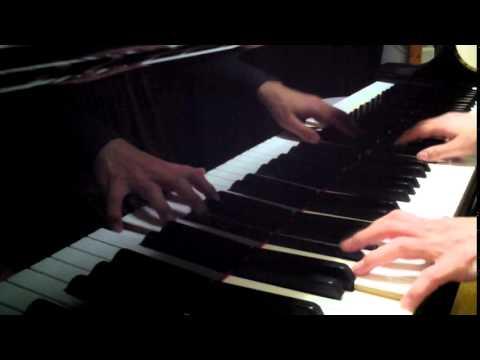 Japanese Enka kita No Yadokara Played By Piano ピアノ 「北の宿から」 video