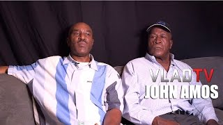 John Amos On 'Good Times': I Didn't Leave With any Animosity