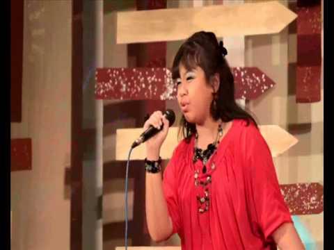 NURAZIELA AZIZ  - 2nd Runner-Up (Solo Children) @ ARCA GEMILANG 2010 Malay Karaoke Contest