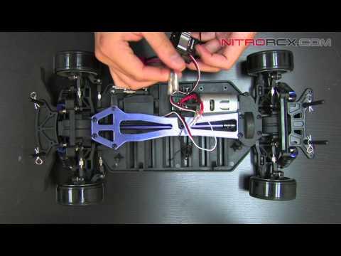 Nitrorcx Guide: Replacing the Electronic Speed Controller (ESC)