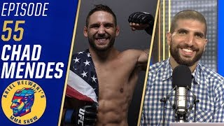 Chad Mendes talks retirement, reflects on Conor McGregor fight | Ariel Helwani's MMA Show