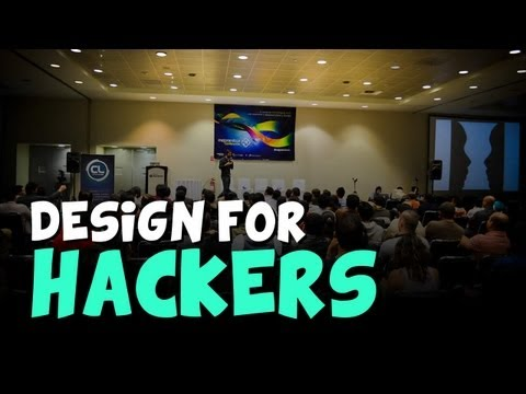 Thumb Diseo para hackers por David Kadavy