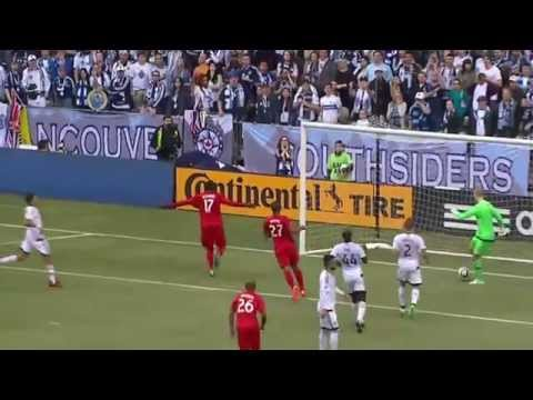 Altidore Converts The Penalty - March 7, 2015