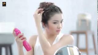 how to make up khmer tutorial|make up hair style and face