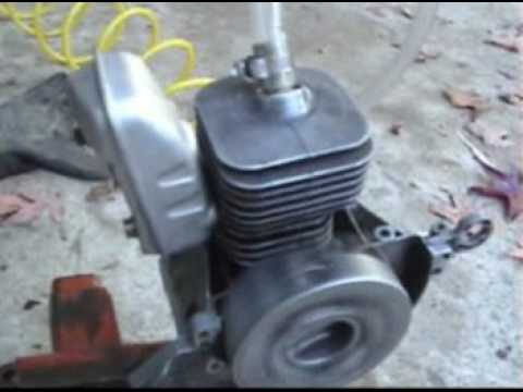 Compressed Air Motor 2 Youtube
