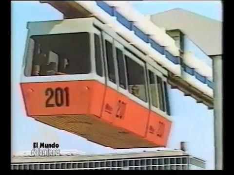 Historia del subterráneo de Buenos Aires (Siemens, 1988)