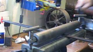 Casting and Machining a Flywheel