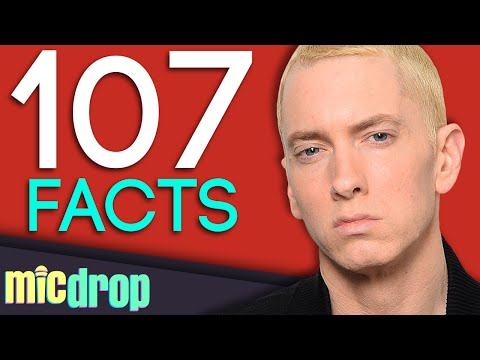 107 Eminem Music Facts YOU Should Know (Ep. #12) - MicDrop