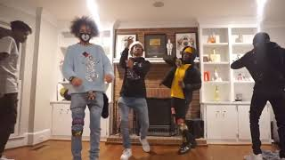 Ayo & Teo + Gang | JuiceWrld - Armed & Dangerous (Dance Video) Merry Christmas! 🎄
