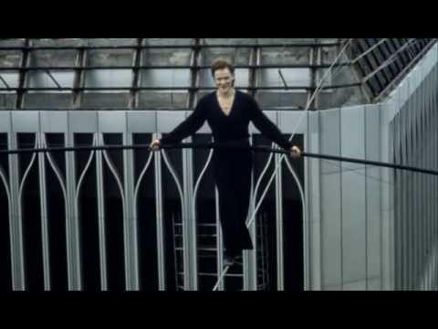 Man on Wire - Escena de las torres gemelas (subtitulo en español)