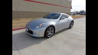 2013 Nissan 370Z 2dr Cpe, Special In House Finance (Princeton, Texas)