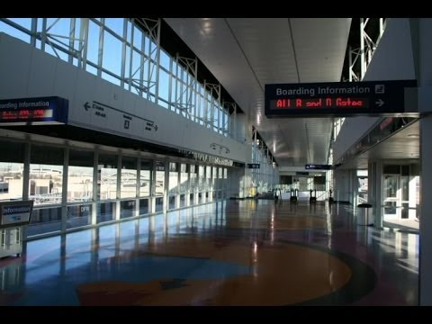 Dallas Fort Worth International Airport Skylink