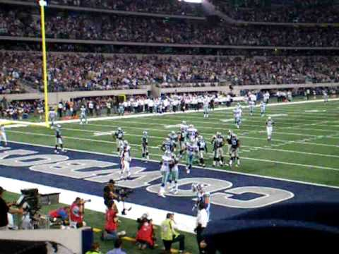 Dallas Cowboys Touchdown/ Tashard Choice Video