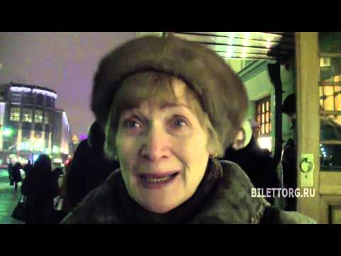 Последняя жертва отзывы, МХТ им. Чехова 11.2.2014