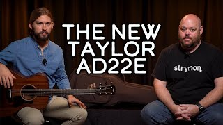 Download lagu Introducing the New Taylor AD22e   A Grand Concert for the American Dream