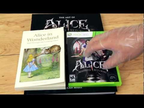 ALICE MADNESS RETURNS and THE BROKEN STATE OF VIDEO GAME REVIEWS