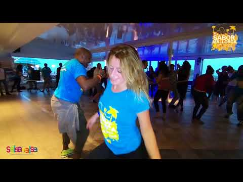 EVELYN & GORMACK SOCIAL SALSA (Sabor Mallorca Latin Weekend)