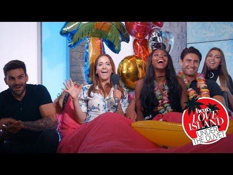 Love Island: Under The Duvet - ADAM AND ZARA LIVING TOGETHER?!