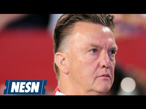 Louis Van Gaal Out At Manchester United