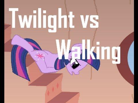 Game | Twilight vs Walking My Little Pony QWOP | Twilight vs Walking My Little Pony QWOP