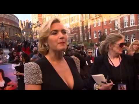 Kate Winslet On Her Titanic Nude Scene In 3d video